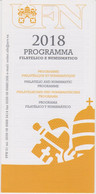 Vatican City Brochure About Aerogramme : 100 Years Birth Cardinal Gonzalez Martin - Postcards: Basilica San Miniato 2018 - Vatican
