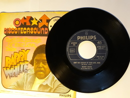 Barry White  -  Philips Nr. 6162023. Can't Get Enough Of Your Love, Babe - Disco, Pop