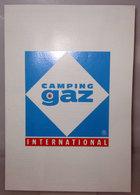 CAMPING GAZ INTERNATIONAL BROCHURE 1976 - Wohnwagen