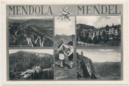 1951 Mendola / Mendel - Italie
