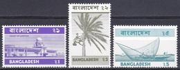 Bangladesch Bangladesh 1973 Wirtschaft Economy Landwirtschaft Agriculture Moschee Mosque Pflanzen, Mi. 32-4 II ** - Bangladesch