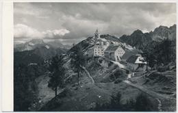 1949 Santuario Di Monte Lussari - Udine