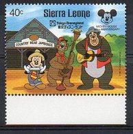 SIERRA LEONE. DISNEY. MNH (2R1643) - Disney