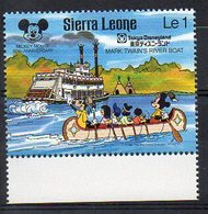 SIERRA LEONE. DISNEY. MNH (2R1645) - Disney