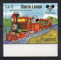 SIERRA LEONE. DISNEY. MNH (2R1646) - Disney