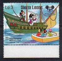 SIERRA LEONE. DISNEY. MNH (2R1647) - Disney