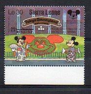 SIERRA LEONE. DISNEY. MNH (2R1650) - Disney