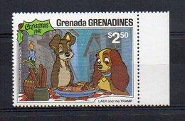 GRENADA GRENADINES. DISNEY. MNH (2R1658) - Disney