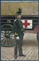 Armée Belge - Régiment Du Train - Grande Tenue - Uniformes