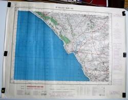 Carte Etat Major Saint Gilles  (Vendée) Type M - 1/50000ème Feuille XI - 26  Institut Géographique National (IGNF) 1959 - Cartes Topographiques