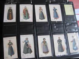 30 Cards,   4,2cm X 7,2  Cm  Advertising  C1890  CACAO COCOA BENSDORP Chocolate, All Splendid, Alike Cigarettecards - Chocolate