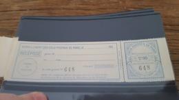 LOT 434113 TIMBRE DE FRANCE NEUF** LUXE PARIS POUR PARIS N°153 VALEUR 22 EUROS - Colis Postaux
