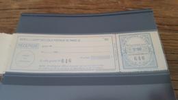 LOT 434115 TIMBRE DE FRANCE NEUF** LUXE PARIS POUR PARIS N°153 VALEUR 22 EUROS - Colis Postaux