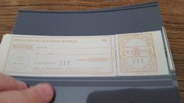 LOT 434119 TIMBRE DE FRANCE NEUF** LUXE PARIS POUR PARIS N°151 VALEUR 27 EUROS - Colis Postaux