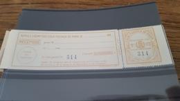 LOT 434120 TIMBRE DE FRANCE NEUF** LUXE PARIS POUR PARIS N°151 VALEUR 27 EUROS - Colis Postaux