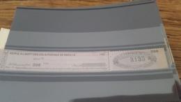 LOT 434123 TIMBRE DE FRANCE NEUF** LUXE PARIS POUR PARIS N°123 VALEUR 85 EUROS - Colis Postaux