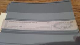 LOT 434124 TIMBRE DE FRANCE NEUF** LUXE PARIS POUR PARIS N°123 VALEUR 85 EUROS - Colis Postaux