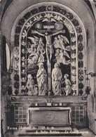 CARTOLINA - POSTCARD - AREZZO - VERNA - M. 1128 S. M. - A. DELLA ROBBIA - LA CROCIFISSIONE - Arezzo