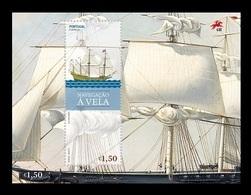 Portugal 2018 Mih. 4456 (Bl.440) Sailing Ships MNH ** - 1910-... République