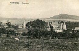 MESNIERES - Mesnières-en-Bray