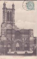 CPA - TROYES La Cathédrale - Troyes