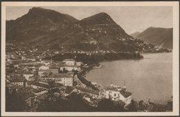 Monte Bré, Lugano, Ticino, C.1920s - Veronesi Cartolina - TI Ticino