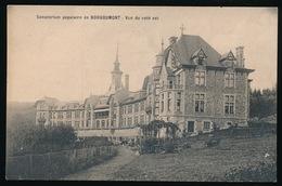 SANTORIUM POPULAIRE DE BORGOUMONT - VUE DU COTE EST - Stoumont