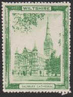 Great Britain, Cinderella, Vignette, Poster Stamp - Werbemarken, Vignetten