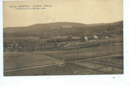 Godinne Panorama Vu Du Collège Vers Lustin - Yvoir