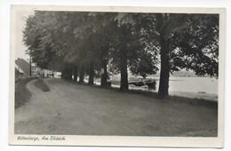 2900  WITTENBERGE, AM ELBDEICH  1955 - Wittenberge