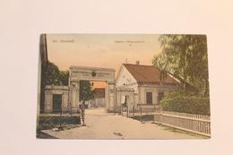 Wiener Neustadt Daimler Werke Motorenfabrik Gesellschaft - Issued In 1910 - Wiener Neustadt