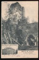 ABBAYE DE VILLERS   LA PORTE TRILOBEE - Villers-la-Ville