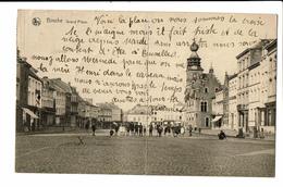 CPA - Cartes Postales-Belgique - Binche - Sa Grand Place- -1926 S4563 - Binche