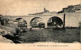13 - MARSEILLE - Le Vallon Des Auffes - Marseille