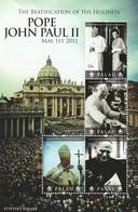 Palau 2011, Papst Johannes Paul II - Papes