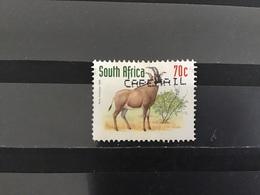 Zuid-Afrika / South Africa - Bedreigde Dieren (70) 1998 - Gebruikt