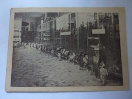 "Cartolina ""MUSEO DELL'AFRICA ITALIANA Roma SALONE ETNOGRAFICO: LIBIA E SAHARA"" Anni '30 - Musei"