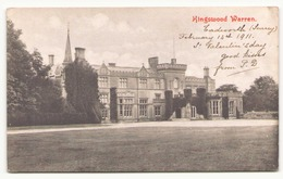 GRANDE BRETAGNE KINGSWOOD WARREN - Surrey