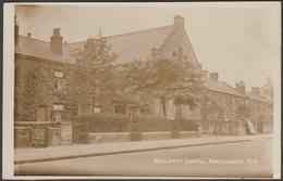 Wesleyan Chapel, Handsworth, Sheffield, Yorkshire, C.1910s - RP Postcard - Sheffield