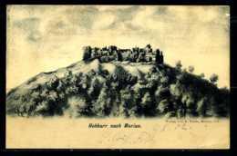 K00185)Ansichtskarte Hohbarr - Elsass