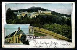 K00219)Ansichtskarte Drei Aehren - Elsass