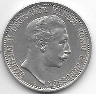 *prussia 2 Mark 1907  Km 522 Xf !! Look !!!!! - [ 1] …-1871 : Etats Allemands