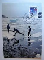 GRONLAND - Carte Premier Jour - Groenland