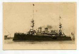 JAURE GUIBERRRY - French Battleship - TUCK'S Pc.  ( 2 Scans) - Krieg