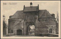 Porte Maréchal, Bruges, C.1930s - Uniprix-Priba CPA - Brugge
