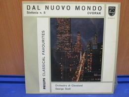"LP073 -DAL NUOVO MONDO - SINFONIA N. 5 - DVORAK - DISCO 10"" - Classica"