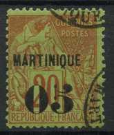 Martinique (1888) N 4 (o) - Martinique (1886-1947)