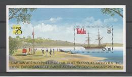 Tuvalu 1999 World Stamp Expo Australia S/S  Y.T. BF 66 ** - Tuvalu