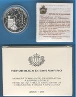 SAN MARINO - Verso L'euro - Saint-Marin