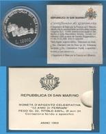 SAN MARINO - 50° Anniversario Ferrari - Saint-Marin